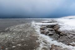 Wyspa Sobieszewska - luty 2021