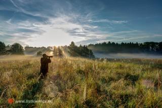 O poranku na rokickich łąkach